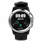 H1 IP68 Waterproof Wi-Fi Bluetooth Smart Watch with 512MB, 4GB -Silver