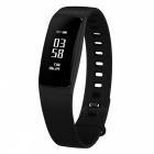 Smart Bracelet with Blood Pressure Heart Rate Monitor, Female Physiological Table, Alarm Clock