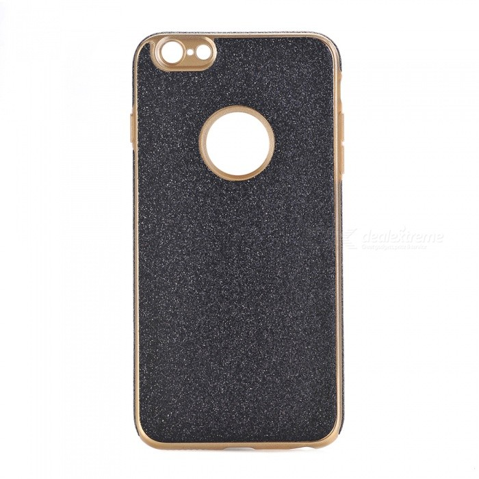 Shining Powder Decorated Back Case for IPHONE 6 PLUS, 6S PLUS - Black