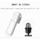 Eastor A7 Mini Bluetooth CSR Wireless In-Ear Earphones with Mic -White