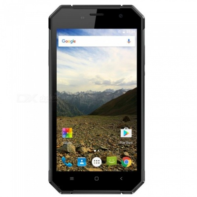 NOMU S30 Android 6.0 Smartphone with 4GB RAM 64GB ROM - Black