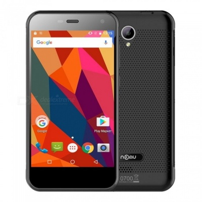 NOMU S20 Android 6.0 Smartphone with 3GB RAM 32GB ROM - Black