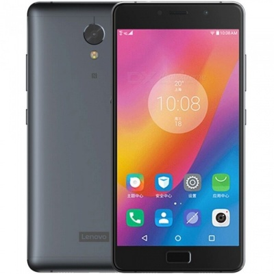 LENOVO VIBE P2 C72 Android 6.0 Smartphone with 4GB RAM 64GB ROM - Gray