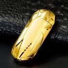 ZHAOYAO Car Style USB Electronic Flameless Cigarette Lighter - Golden