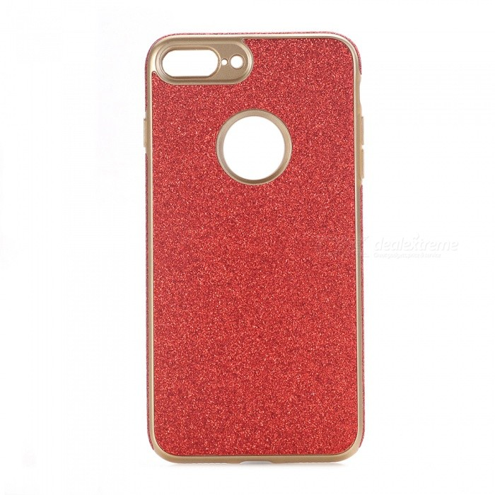 TPU Back Cover Case for IPHONE 7 PLUS - Red