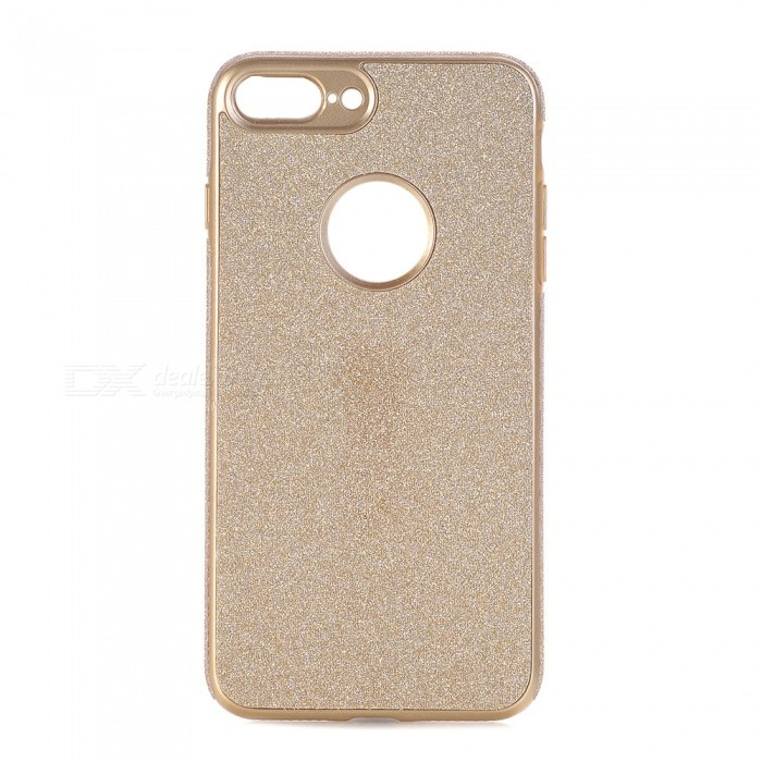 TPU Back Cover Case for IPHONE 7 PLUS - Golden