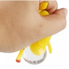 OJADE Squeeze Chicken Laying Egg Stress Relief Tricky Gag Toys (5 PCS)