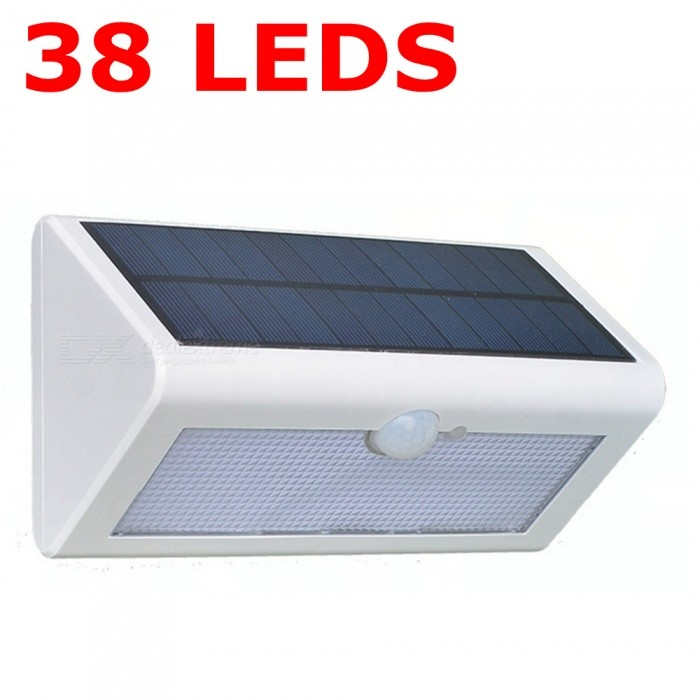 SZFC 4W Solar Powered Body Induction White Light LED Lamp - WhiteSolar Lamps<br>Form  ColorWhiteModelHBT-1512MaterialABSQuantity1 pieceWaterproof GradeIP65Emitter TypeLEDPower4 WWorking Voltage   3.7 VWorking Current4400 mALumens500 lumensWorking Time8-10 hoursPacking List 1 x Solar energy lamp<br>