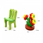 Maikou 3D Children's Puzzle Wooden Table with Chairs Set Toys
