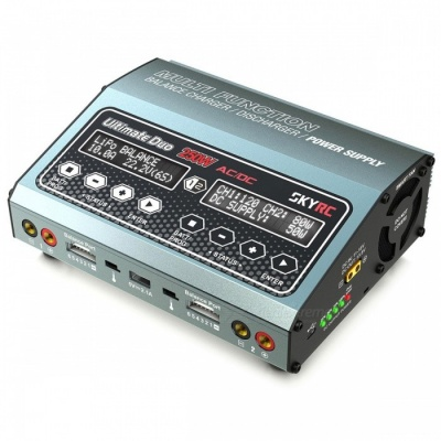 SKYRC Ultimate D250W Balance Charger Discharger Power Supply