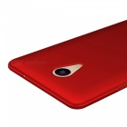 Naxtop PC Hard Protective Back Case for Meizu Max - Red