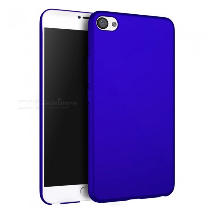 Naxtop PC Hard Protective Back Case for Meizu U20 - BluePlastic Cases<br>Form  ColorBlueModelN/AMaterialPCQuantity1 pieceShade Of ColorBlueCompatible ModelsMeizu U20FeaturesDust-proof,Shock-proof,Abrasion resistance,Easy-to-removePacking List1 x Case<br>