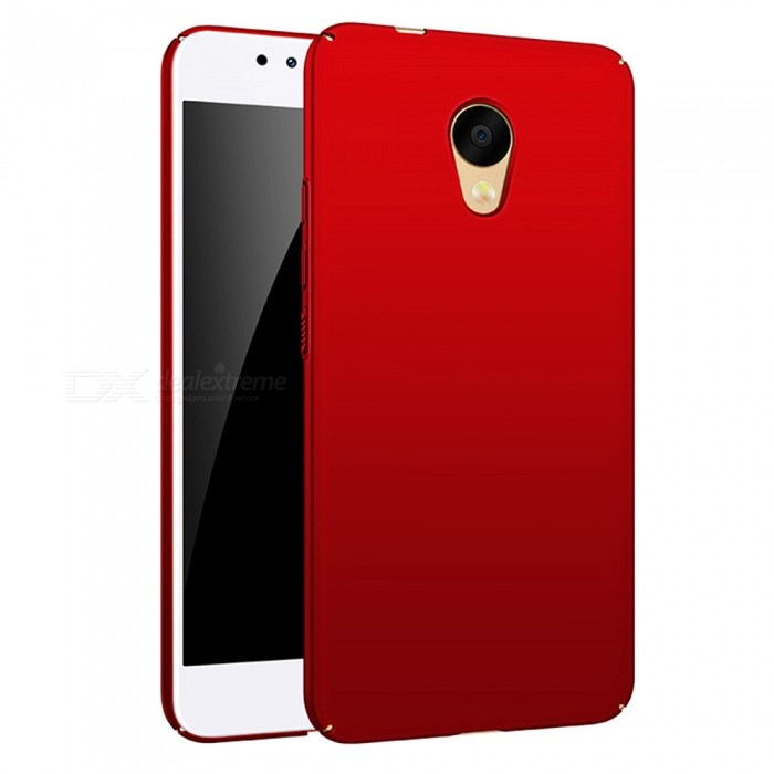 Naxtop PC Hard Protective Back Case for Meizu M5s - RedPlastic Cases<br>Form  ColorRedModelN/AMaterialPCQuantity1 pieceShade Of ColorRedCompatible ModelsMeizu M5sFeaturesDust-proof,Shock-proof,Abrasion resistance,Easy-to-removePacking List1 x Case<br>