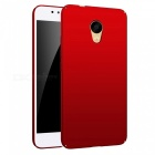 Naxtop PC Hard Protective Back Case for Meizu M5s - Red