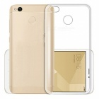 Ultra-slim Clear Soft Flexible Protective Case Back Cover for Redmi 4X