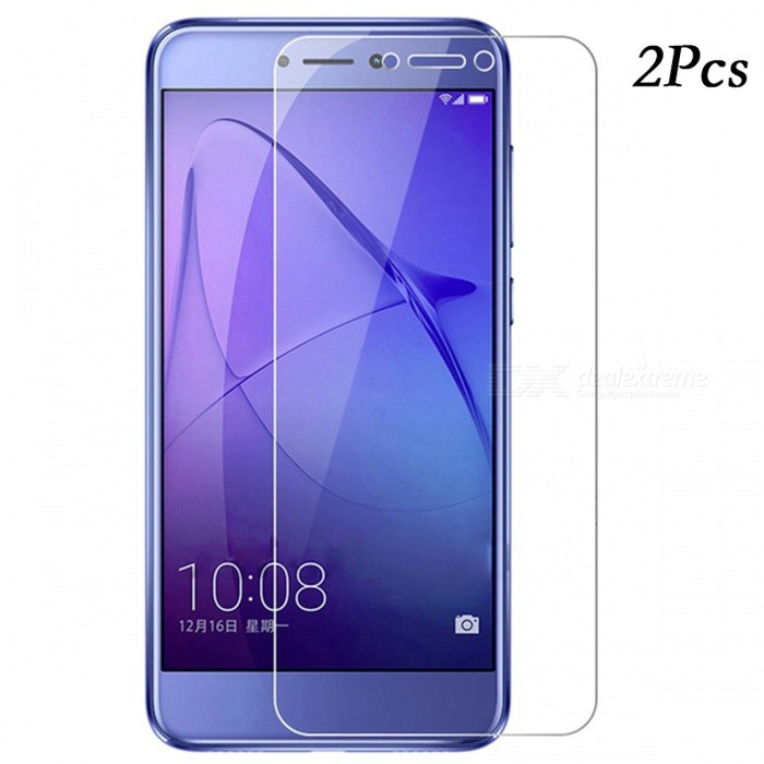 Naxtop Tempered Glass Screen Protectors for Huawei Honor 6A (2 PCS)Screen Protectors<br>Form  ColorTransparent (2Pcs)Screen TypeGlossyModelN/AMaterialTempered GlassQuantity1 setCompatible ModelsHuawei honor 6APacking List2 x Tempered glass films2 x Wet wipes2 x Dry wipes2 x Dust absorbers<br>