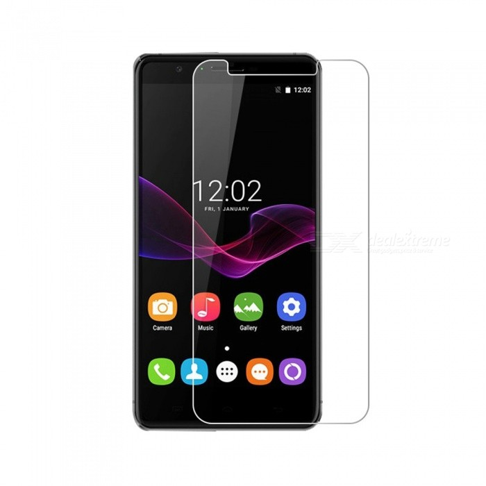 Naxtop Tempered Glass Screen Protector for OUKITEL U16 Max