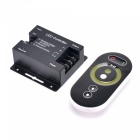 BRG LED Full Touch CT Iron Controller for Indoor led Lights - Black