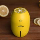 Citron Style USB Home Bedroom, Office Car Mute Spray, luftfuktare
