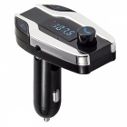 X7 Bluetooth Handsfree Car Kit with FM Transmitter