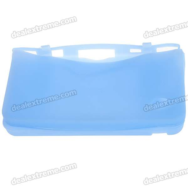 Protective Silicone Case for NDSi LL (Blue)