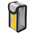ENGPOW Explosion-proof Lipo Battery Safe Bag (64 x 50 x 125mm)