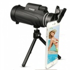 OJADE Lens with Clip, Tripod HD Travel Universal Monocular Telescope