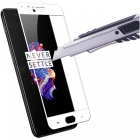 ASLING Full Cover Tempered Glass Screen Film for OnePlus 5 - White