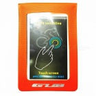 "GUB 919 Bike Waterproof Touch Screen Phone Bag for 6"" Phone - Orange"