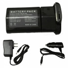 Ismartdigi EL18A Battery Pack for Nikon D800 D800E EL18A Camera