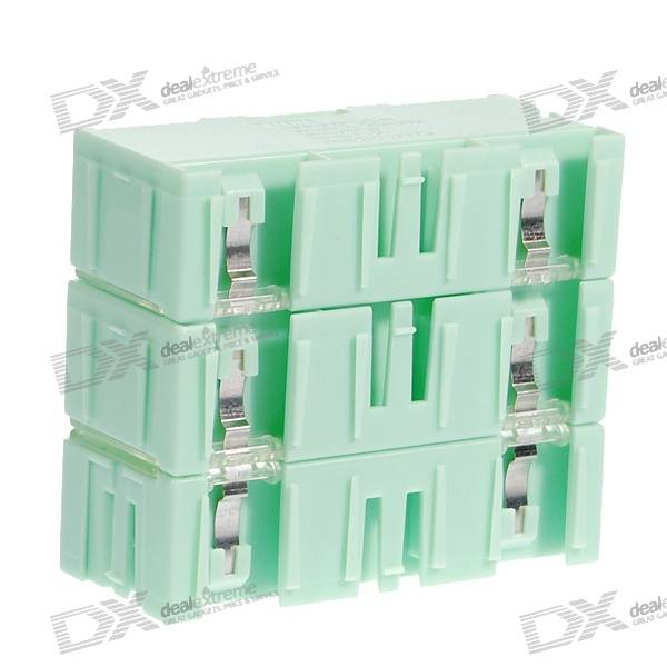 Configurable Storage Toolboxes (3 pack)
