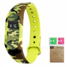 LOPBE Protective Film for Xiaomi Miband 2 Smart Bracelet - Camouflage