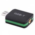 Relliance Micro USB ISDB-T TV Tuner Stick Receiver - Black, Green