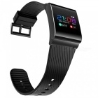 X9Pro Color OLED Smart Bracelet with Heart Rate Monitor - Black