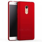 Naxtop PC Hard Protective Case for Redmi Note 4X - Red