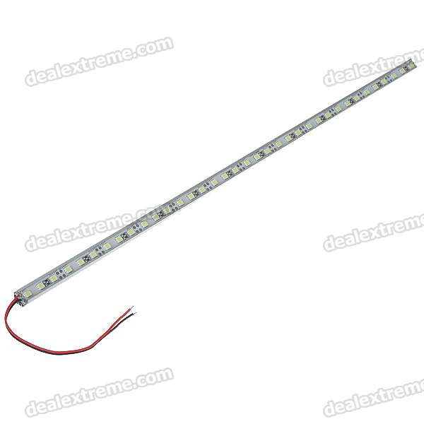 36-LED 612-Lumen String Light with Aluminum Alloy Shell - White Light (12V)