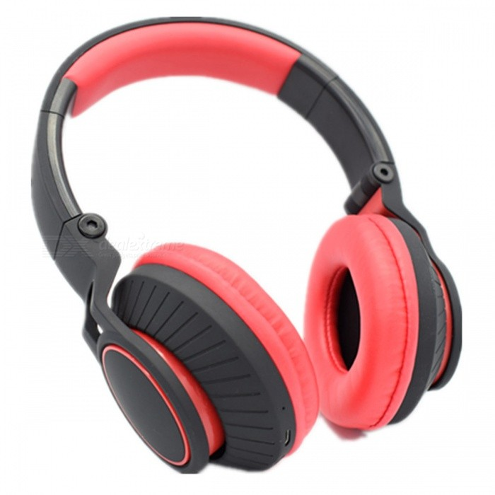 KELIMA Motion Wireless Bluetooth V4.0 Stereo Headset - RedHeadphones<br>Form  ColorRedBrandOthers,KELIMAModelM23MaterialABSQuantity1 setConnection3.5mm WiredBluetooth VersionBluetooth V4.0Operating Range10mCable Length0 cmLeft &amp; Right Calbes TypeEqual LengthHeadphone StyleBilateralWaterproof LevelIPX0 (Not Protected)Applicable ProductsUniversalHeadphone FeaturesLong Time Standby,Noise-Canceling,Lightweight,Portable,For Sports &amp; ExerciseRadio TunerNoSupport Memory CardNoSupport Apt-XNoBattery TypeLi-polymer batteryBuilt-in Battery Capacity 300 mAhMusic Play Time30 hoursPower Supply3.7VPacking List1 x Bluetooth headset1 x USB line<br>