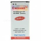 Cwxuan NFC 4530mAh Li-ion Replacement Battery for Samsung S5 i9600