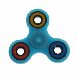 OJADE Tri Fidget Relieving Toy Hand Spinner with Luminous for ADHD