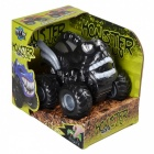 Easy Eight Removable Cover 4WD Inertial Car, Children Toys - Black