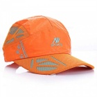 Outdoor Unisex General Casual Breathable Sun Hat - Orange