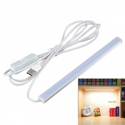 JRLED 5V 6W Warm White 2835 SMD 18 LED Lamp Strip