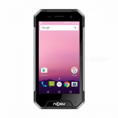 NOMU S30 mini Android 7.0 Smartphone med 3 GB RAM 32 GB ROM-silver