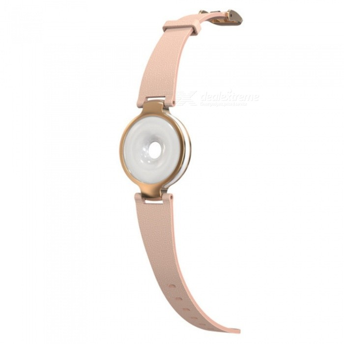Bracelet W18 Fashion Bluetooth Sports Smart-crevette rose
