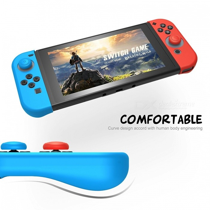 Gamewill carry case kit pour nintendo switch noir for Housse nintendo switch zelda