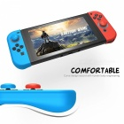 GameWill Carry Case Kit pour Nintendo Switch - Noir