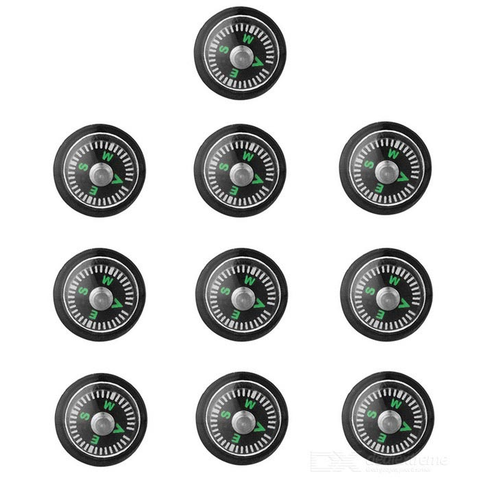 Super Mini Compass 10-Pack