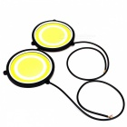 Buy JRLED 10W Warm White, Cold White LED Running Light Car Driving Lamps