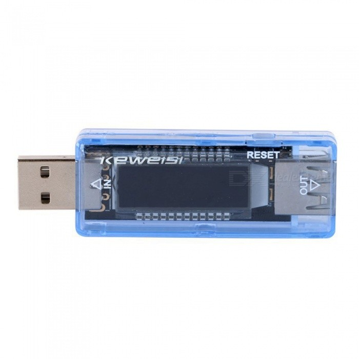 Dayspirit USB Battery Tester, Voltage Current Detector
