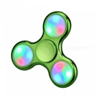 Buy ZHAOYAO LED Light Fidget Hand Spinner Finger Toy - Green